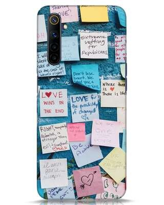 Shop Post It Up Realme 6i Mobile Cover-Front