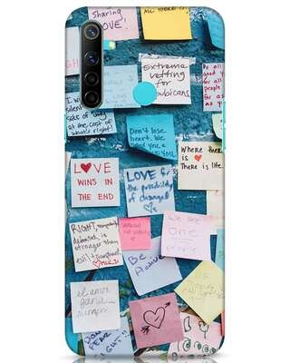 Shop Post It Up Realme Narzo 10 Mobile Cover-Front