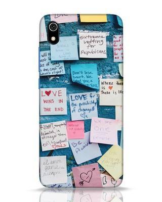 Shop Post It Up Xiaomi Redmi 7A Mobile Cover-Front