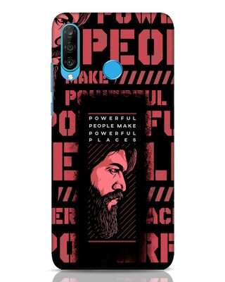 Shop Powerful Places Huawei P30 Lite Mobile Cover-Front