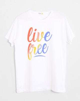 Buy Pride Half Sleeve T-Shirt Online India @ Bewakoof.com