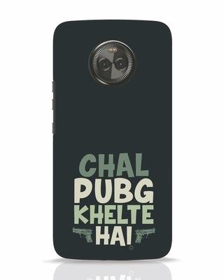 Shop Pub G Moto X4 Mobile Cover-Front