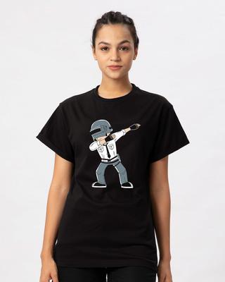 Shop Pubg Dab Boyfriend T-Shirt-Front