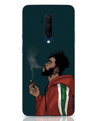 Shop Puff Puff Pass OnePlus 7T Pro Mobile Cover-Front