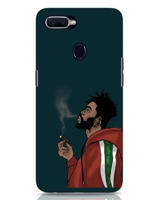 Shop Puff Puff Pass Oppo F9 Pro Mobile Cover-Front