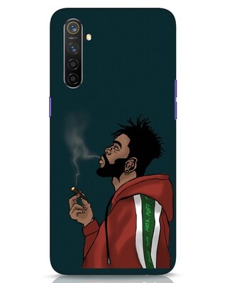 Shop Puff Puff Pass Realme 6 Mobile Cover-Front