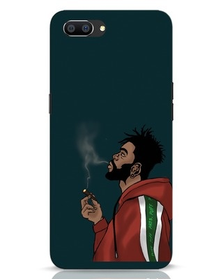 Shop Puff Puff Pass Realme C1 Mobile Cover-Front