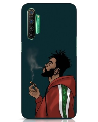 Shop Puff Puff Pass Realme X2 Mobile Cover-Front