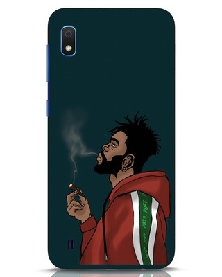 Shop Puff Puff Pass Samsung Galaxy A10 Mobile Cover-Front