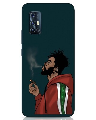 Shop Puff Puff Pass Vivo V17 Mobile Cover-Front