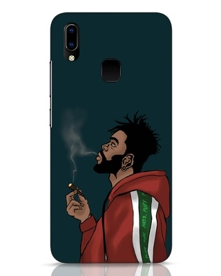 Shop Puff Puff Pass Vivo Y93 Mobile Cover-Front
