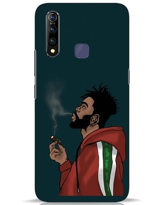 Shop Puff Puff Pass Vivo Z1 Pro Mobile Cover-Front