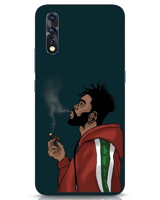 Shop Puff Puff Pass Vivo Z1x Mobile Cover-Front