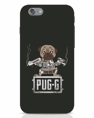 Shop Pug G iPhone 6 Mobile Cover-Front
