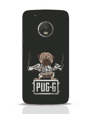 Shop Pug G Moto G5 Plus Mobile Cover-Front