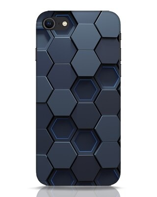 Shop Pulse iPhone SE 2020 Mobile Cover-Front