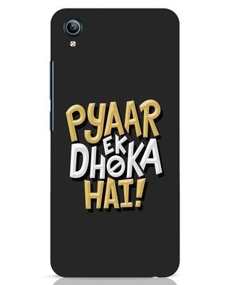 Shop Pyaar Ek Dhoka Hai Vivo Y91i Mobile Cover-Front