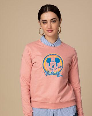 Shop Radiate Positivity Fleece Sweaters (DL)-Front