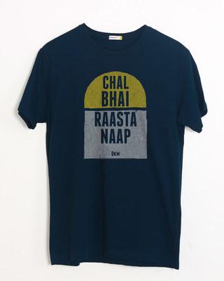 Shop Rasta Naap Half Sleeve T-Shirt-Front