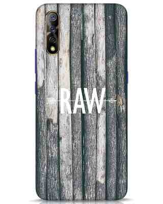 Shop Raw Vivo S1 Mobile Cover-Front