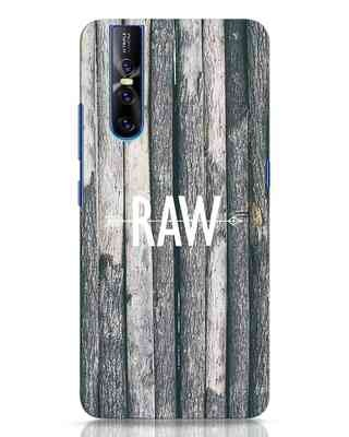 Shop Raw Vivo V15 Pro Mobile Cover-Front