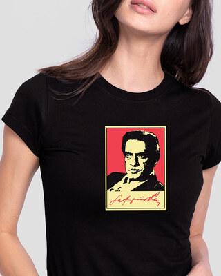 Shop Ray Half Sleeve T-Shirt-Front