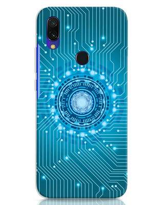 Shop Reactor Xiaomi Redmi 7 Mobile Cover-Front
