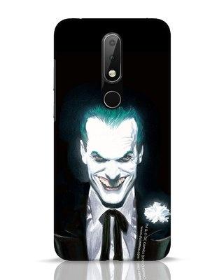 Shop Realistic Joker Nokia 6.1 Plus Mobile Cover (BML)-Front