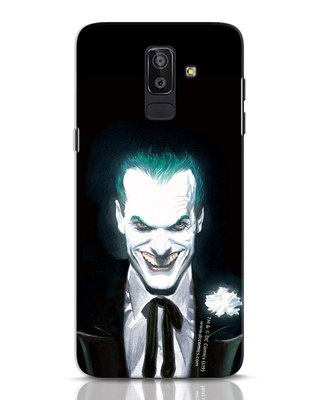 Shop Realistic Joker Samsung Galaxy J8 Mobile Cover (BML)-Front
