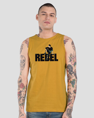 Shop Rebel Sight Vest-Front