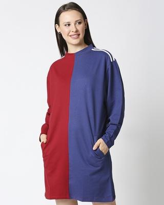 Shop Women Hip Hop Dress-Front