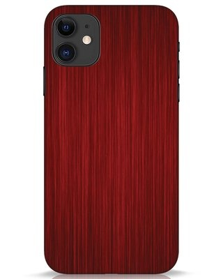 Shop Redwood iPhone 11 Mobile Cover-Front