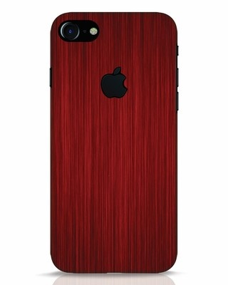 Shop Redwood iPhone 7 Logo Cut Mobile Cover-Front