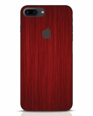 Shop Redwood iPhone 7 Plus Logo Cut Mobile Cover-Front