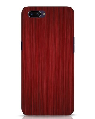 Shop Redwood Oppo A3S Mobile Cover-Front