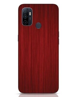 Shop Redwood Oppo A53 Mobile Cover-Front