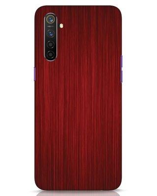 Shop Redwood Realme 6 Mobile Cover-Front
