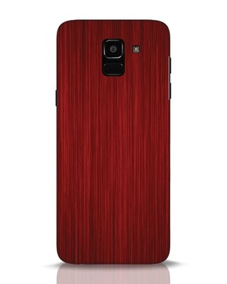 Shop Redwood Samsung Galaxy J6 Mobile Cover-Front