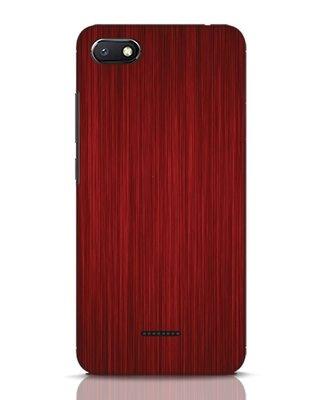 Shop Redwood Xiaomi Redmi 6A Mobile Cover-Front
