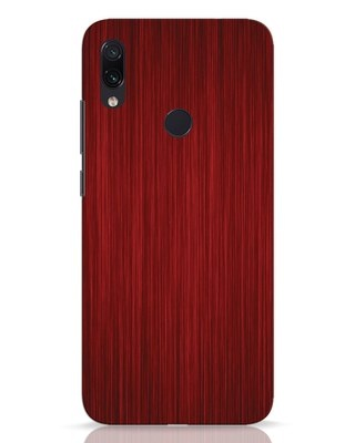 Shop Redwood Xiaomi Redmi Note 7 Pro Mobile Cover-Front