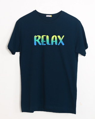 Buy Relax Half Sleeve T-Shirt Online India @ Bewakoof.com
