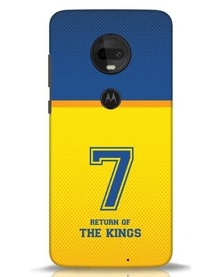 Shop Return Of The King Moto G7 Mobile Cover-Front