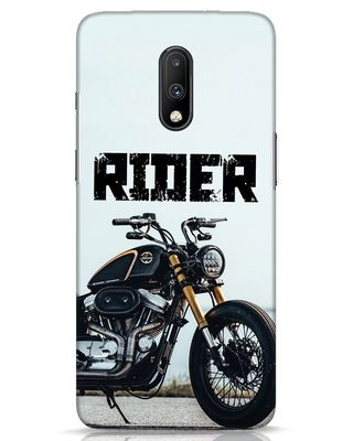 Shop Rider OnePlus 7 Mobile Cover-Front