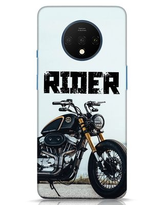 Shop Rider OnePlus 7T Mobile Cover-Front