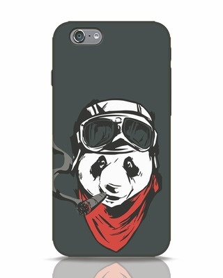 Shop Rider Panda iPhone 6 Mobile Cover-Front