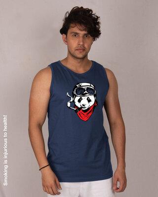 Shop Rider Panda Vest-Front