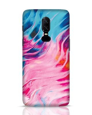 Shop Ripples OnePlus 6 Mobile Cover-Front