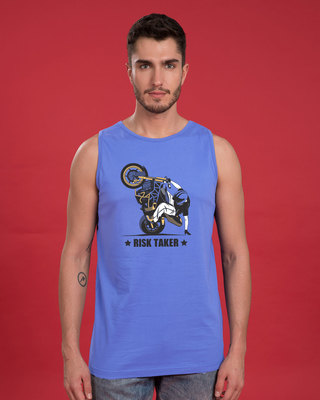 Shop Risk Taker Vest-Front