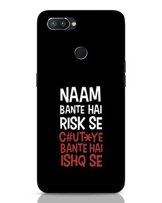 Shop Risky Ishq Realme 2 Pro Mobile Cover-Front