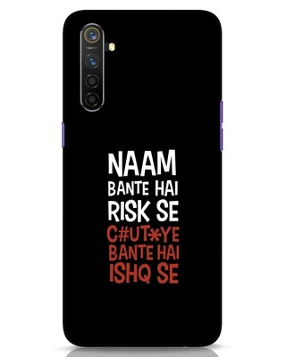 Shop Risky Ishq Realme 6 Mobile Cover-Front